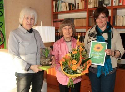 Hermine Dickas Ehrenmitglied