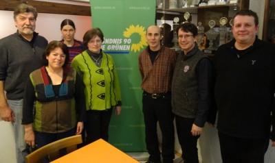 Uschi Schmidt Delegierte für den Kleinen Parteitag