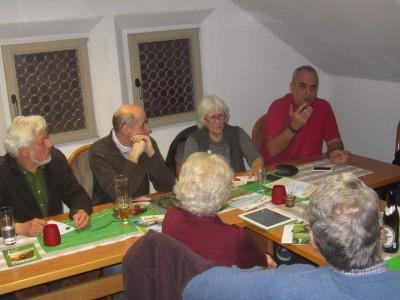 GRÜN im Gespräch in Niederndorf