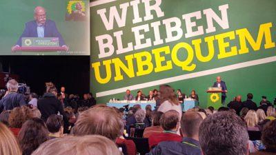 Grüße von der BDK in Münster