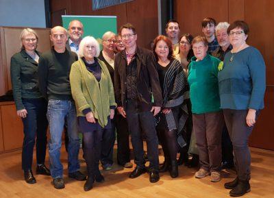 Kreistags-Kandidatenliste verabschiedet