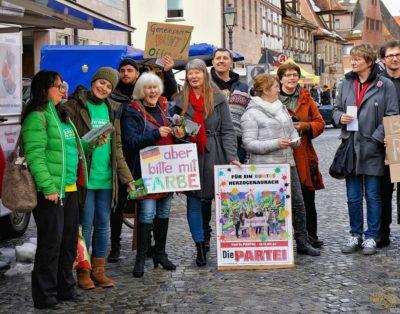 Respekt und Miteinander statt Hanau und Solingen